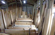 木材の手配