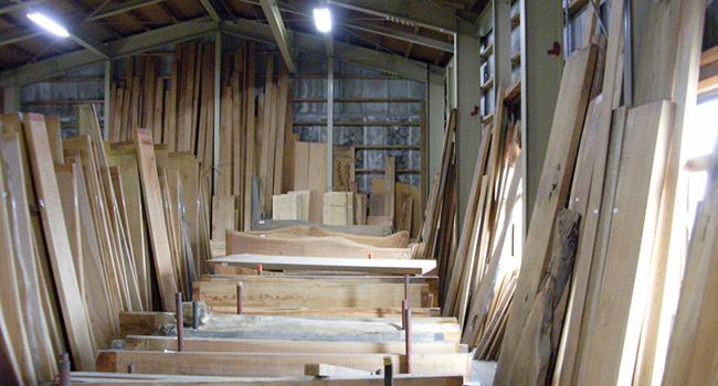 木材の手配 (山形・鶴岡)